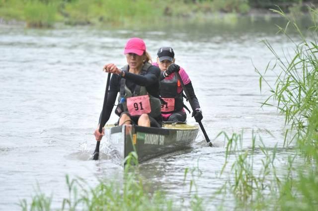 Header Image - Welcome to the Regina Marathon Canoe Club